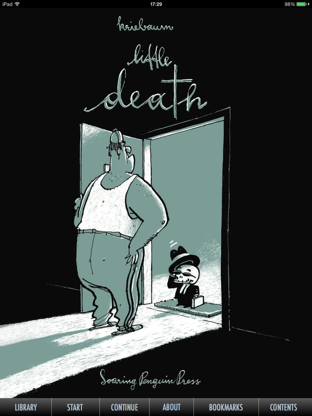 Thomas Kriebaum's 'Little Death'