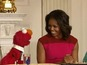 Sesame Street's Elmo meets Obama: video
