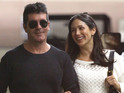 Simon Cowell says he wants all his acts to perform at his nuptials.