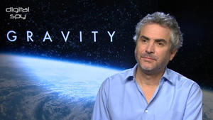 Alfonso Cuarón 'Gravity should be seen in 3D'