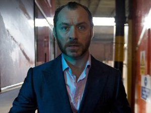 Jude Law in 'Dom Hemingway'