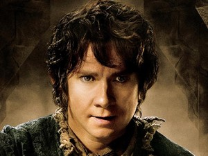 Martin Freeman in 'The Hobbit: The Desolation of Smaug' character poster