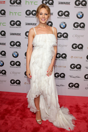 Kylie Minogue GQ Men of the Year Awards, Berlin, Germany - 07 Nov 2013