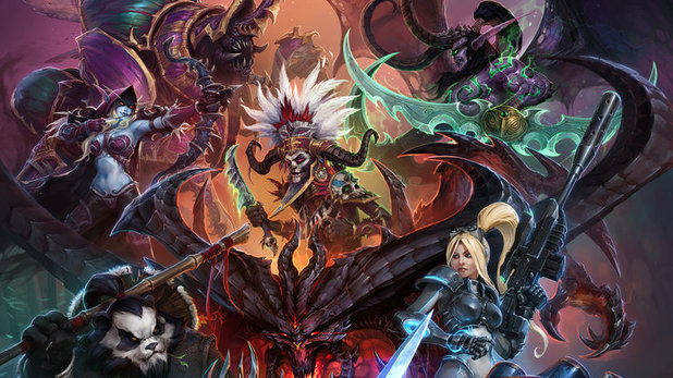 Blizzard's 'Heroes of the Storm'