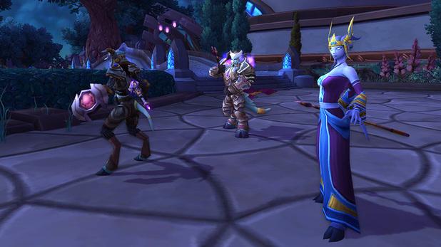 'World of Warcraft' 'Warlords of Draenor' screenshot