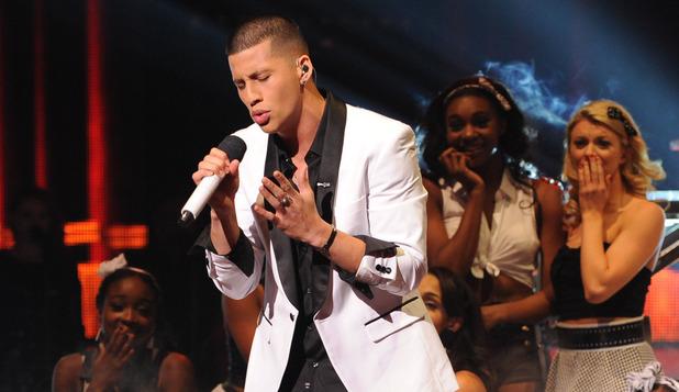 X Factor USA Live Show 2: Carlito Olivero