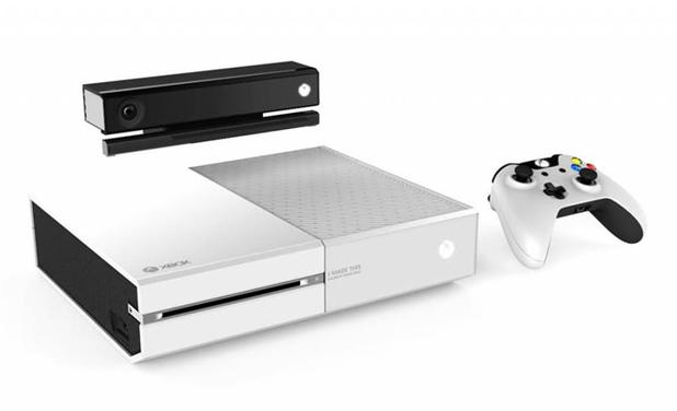 The White Xbox One