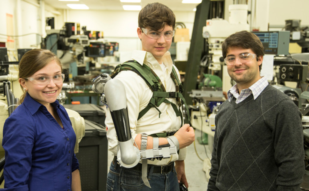 Titan Arm - robotic arm support