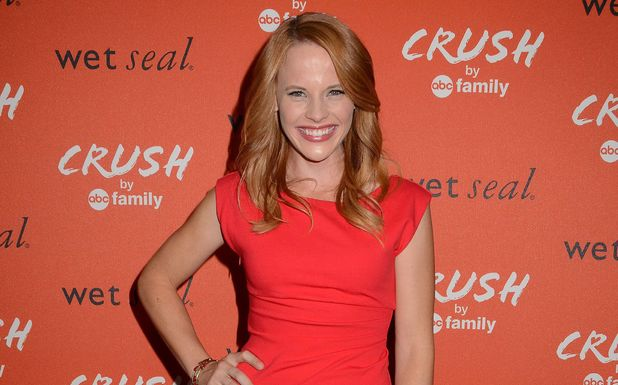 Katie Leclerc at a Crush by ABC Family event, Los Angeles