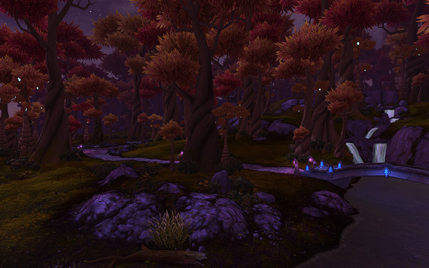'World of Warcraft' 'Warlords of Draenor' screenshot.