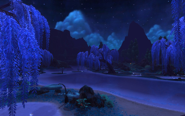 'World of Warcraft' 'Warlords of Draenor' screenshot