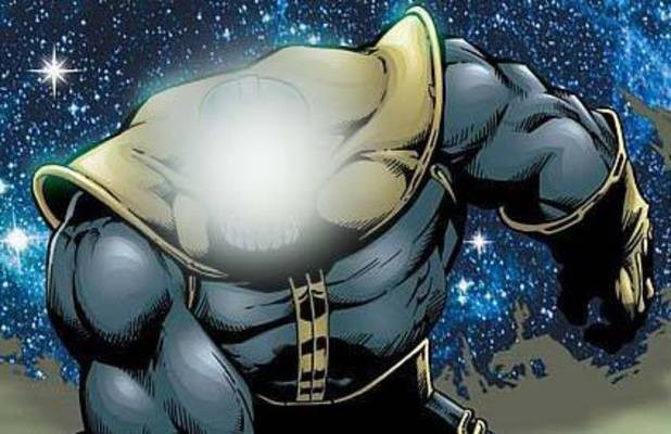 Jim Starlin's Thanos teaser