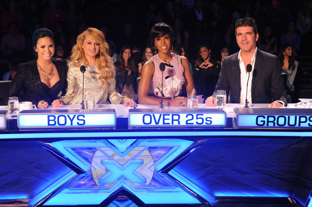 X Factor USA Live Show 2: Judges