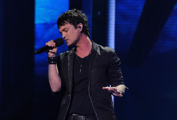 X Factor USA Live Show 2: Jeff Gutt