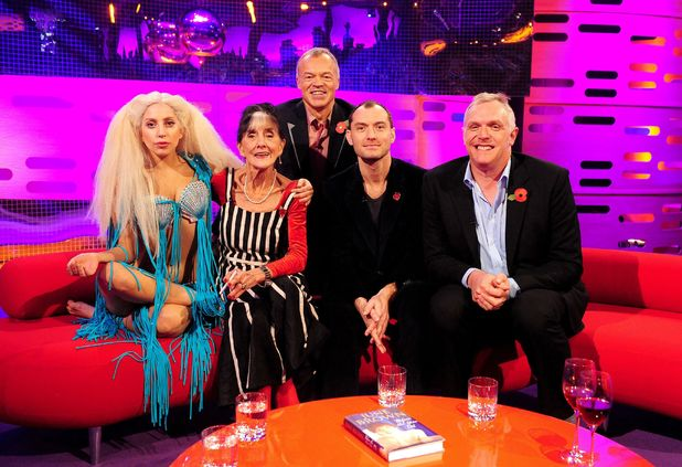 The Graham Norton Show, November 8