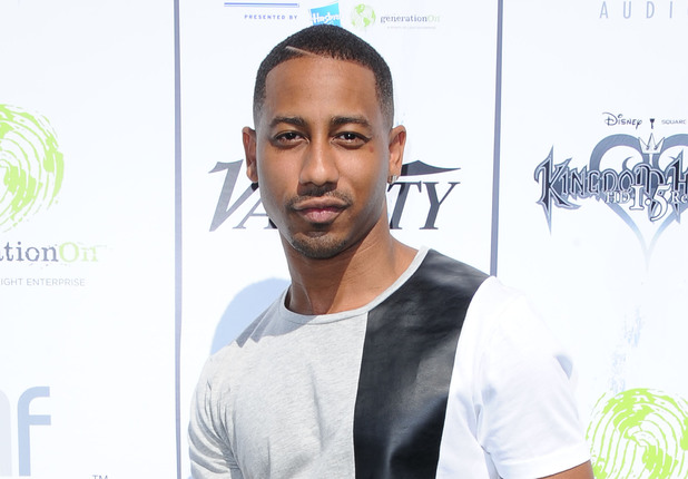 Brandon T Jackson at Variety's Power of Youth, Los Angeles