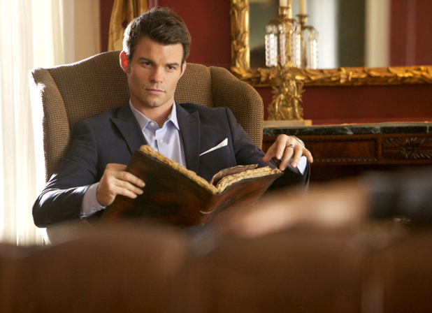 Daniel Gillies as Elijah in The Originals episode 6: 'Fruit of the Poisoned Tree'