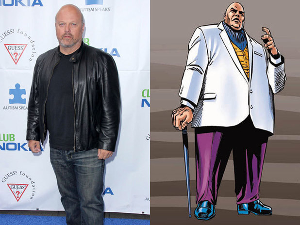 Michael Chiklis / The Kingpin