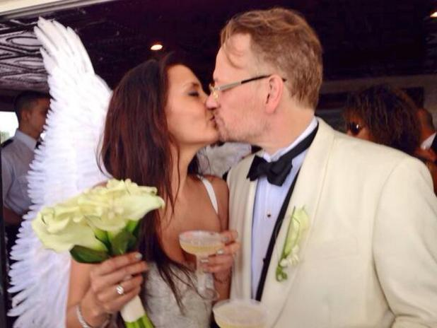 Jared Harris gets married