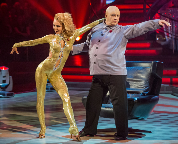 Mark and Iveta put a James Bond spin on their Rumba
