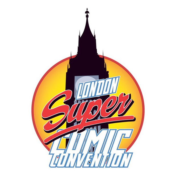 London Super Comic Convention logo