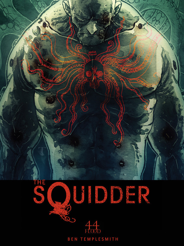 Ben Templesmith's 'The Squidder'