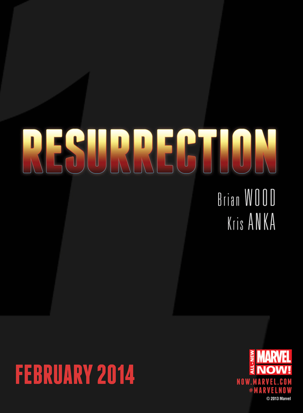 Marvel's 'Resurrection' teaser