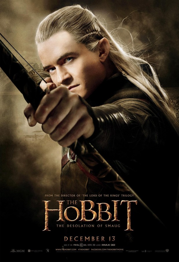 Orlando Bloom - The Hobbit: The Desolation of Smaug ... Orlando Bloom Movies