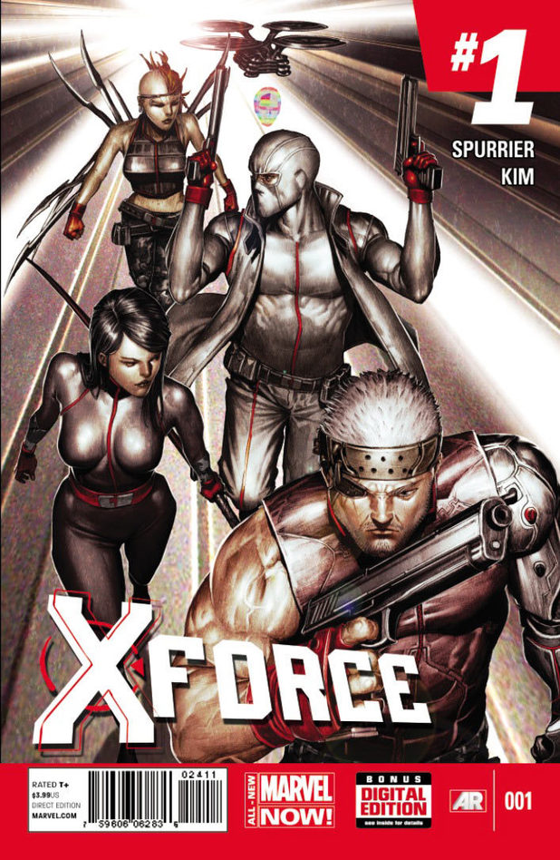 Marvel's 'X-Force' #1
