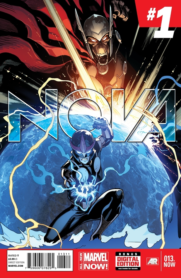 Beta Ray Bill in 'Nova' #13.NOW
