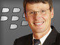 BlackBerry's Thorsten Heins steps down