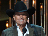 George Strait at the 2013 Country Music Awards