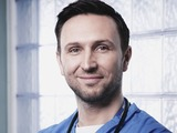 Alex Walkinshaw as Adrian 'Fletch' Fletcher in Casualty