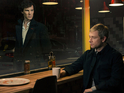 'Sherlock' series three first official picture