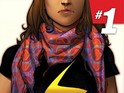 G Willow Wilson and Adrian Alphona unite on the new Ms Marvel title.
