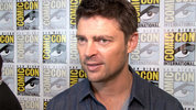 'Almost Human' Karl Urban, Michael Ealy, J.H. Wyman on new sci-fi series