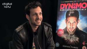 Dynamo on 'Magician Impossible'