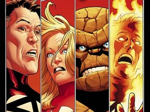 James Robinson and Leonard Kirk's 'Fantastic Four' #1