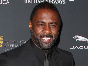 BAFTA Britannia Awards, Los Angeles, America - 09 Nov 2013 Idris Elba