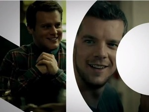 Russell Tovey and Jonathan Groff star in 'Looking'.