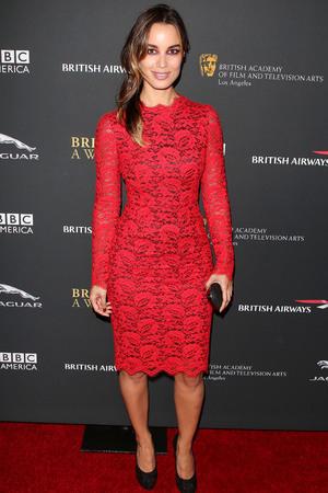 BAFTA Britannia Awards, Los Angeles, America - 09 Nov 2013Berenice Marlohe