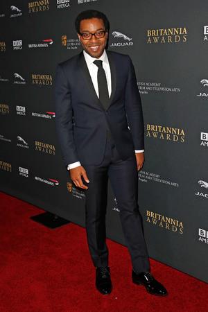 BAFTA Britannia Awards, Los Angeles, America - 09 Nov 2013 Chiwetel Ejiofor