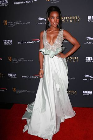 BAFTA Britannia Awards, Los Angeles, America - 09 Nov 2013 Kelly Rowland