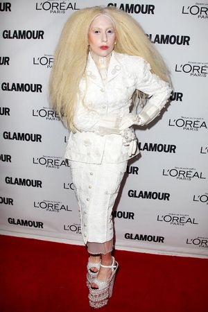 Glamour Women of the Year Awards, New York, America - 11 Nov 2013Lady Gaga 11 Nov 2013