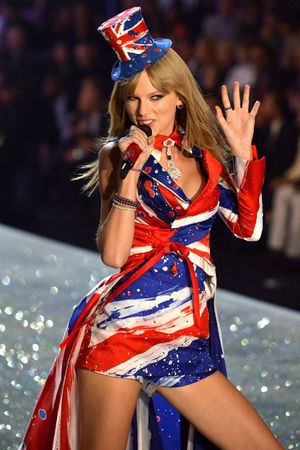 Victoria's Secret Fashion Show Taylor Swift Taylor Swift performing at the