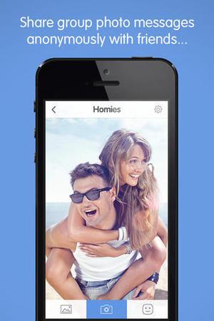 Clique app for iOS