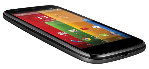 Moto G smartphone