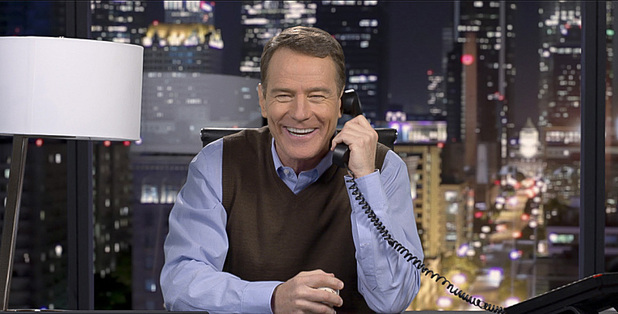Bryan Cranston as Hammond Druthers in How I Met Your Mother: 'Platonish'