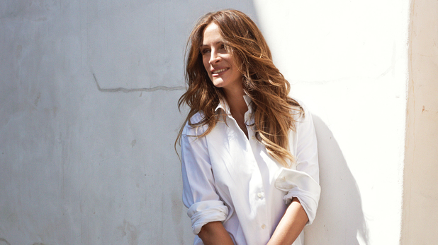 Julia Roberts's Marie Claire photoshoot