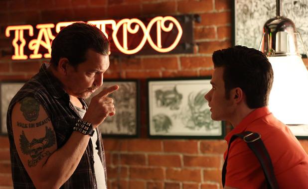 Glee S05E05 'The End of Twerk'